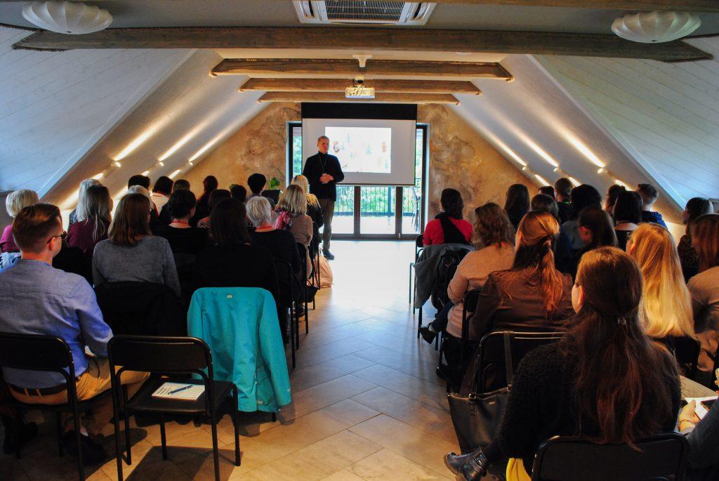 Lietuvos emocinės paramos tarnybų asociacijos konferencija
